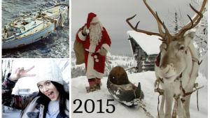 Bilderna hör till några av de mest lästa artiklarna under 2015 på Yle Österbotten.