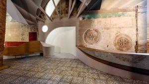 Arkkitehtitoimisto Flores & Prats'in työ Venetsian biennaalissa