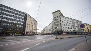 Bild av från Sörnäs i Helsingfors