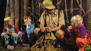 Temppurata-ohjelman seikkailuporukka koolla.