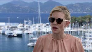 Uutisvideot: Cate Blanchett Ylelle: murhaajaa voin näytellä olematta murhaaja, mutta lesboa näytellessä pitäisikin olla lesbo