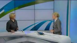 Uutisvideot: Neuvottelutulos yhteiskuntasopimuksesta syntyi – Riikka Uosukainen kommentoi