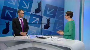 Uutisvideot: Pääministeri Juha Sipilä kommentoi yhteiskuntasopimusta