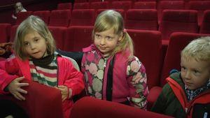 Yle Uutiset Pirkanmaa: Tenavien elokuvajuhlat
