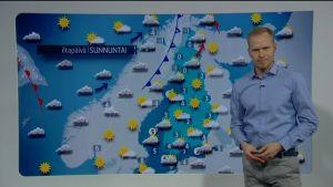 Sääennusteita: Sääennuste klo 6.30