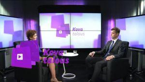 Kova talous: Valtiokonttorin Koivisto: Suomi velkaantuu liian nopeasti