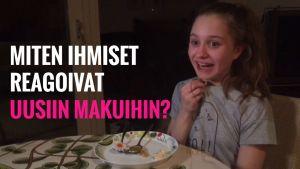 Yle Uutisluokka: Makutesti