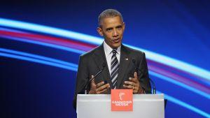 Obamalta odotetaan ilmoitusta Syyria-joukoista - katso suorana