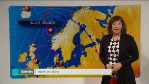 Uutisvideot: Vapun sääennuste