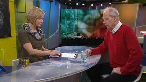 Ylen aamu-tv: Onko krapulaan parannuskeinoa?