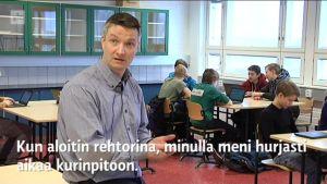 Yle Uutiset Kaakkois-Suomi: Joutsenon koulussa karsittiin järjestyssäännöt minimiin