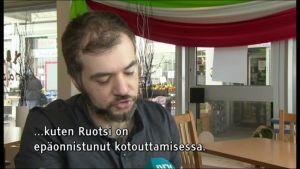 Uutisvideot: Kuvausryhmää uhkailtiin Tukholman lähiössä