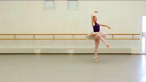 Uutisvideot: Sara Antikainen osallistuu Helsingin kansainväliseen balettikilpailuun
