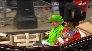 Uutisvideot: Kuningatar Elisabetin 90-vuotisjuhlat