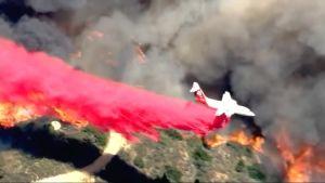 Uutisvideot: Kalifoniassa riehuu useita maastopaloja