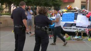 Uutisvideot: Dallasissa surraan poliiseja