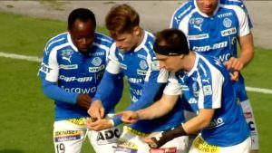 Urheilujuttuja: Suomalaisseuran Pokémon-tuuletukset villitsevät maailmalla (ISTV)