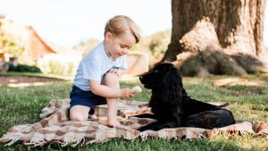 Uutisvideot: Prinssi George täytti kolme