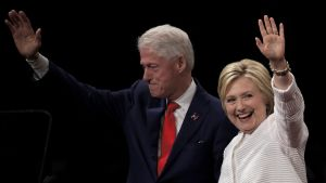 Yhdysvaltain demokraattien puoluekokouksen toinen päivä