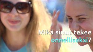 Uutisvideot: Suomalaiset ovat onnellinen kansa, mutta mikä tekee onnelliseksi?