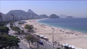 Rion olympialaiset: Copacabana on valmis olympialaisiin
