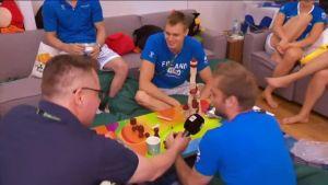 Urheilujuttuja: Tältä näyttää suomalaisurheilijoiden taukotila Riossa