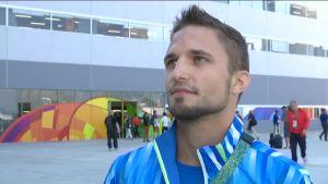 Rion olympialaiset: Reinvall kamppailee olympiajudossa