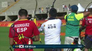 Rion olympialaiset: Woojin Kim tähtäsi ME-tuloksen