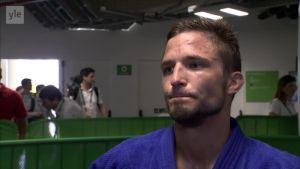 Rion olympialaiset: Haastattelussa uransa Rioon päättänyt judoka Juho Reinvall