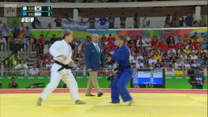 Rion olympialaiset: Naisten 48kg judon kulta Argentiinaan - Katso Pareton wazari