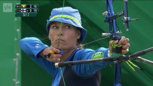 Rion olympialaiset: Taru Kuopan urakka päättyi ensimmäiseen pudotuskierrokseen