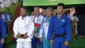Rion olympialaiset: Suomalais-gambialaisen Faye Njien urakka päättyi ensimmäiseen otteluun