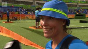 Rion olympialaiset: Kuopalla tunteet pinnassa: Ehkä se on se Tokio seuraavaksi