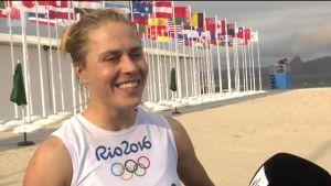 Rion olympialaiset: Petäjä-Sirénin suurin vihollinen tyrmäsi rannasta – Sokeritoppavuori
