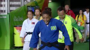 Rion olympialaiset: Rion tytär, Rafaela Silva, judon mestaruuteen!