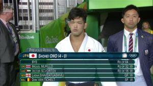 Rion olympialaiset: Shohei Ono palautti Japanin judon kultakantaan!