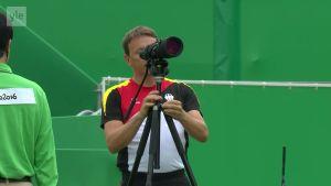 Rion olympialaiset: Piipon tie nousi pystyyn ensimmäisellä kierroksella