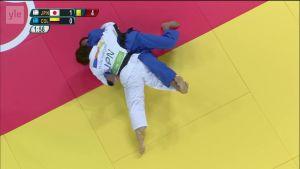 Rion olympialaiset: Naisten judossa yllätysvoittaja!