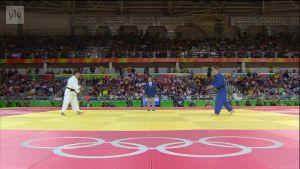 Rion olympialaiset: Japani juhlii myös miesten judossa!