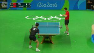 Rion olympialaiset: Ei ollut Zhangista lohikäärmeen kaatajaksi: Ma Longille olympiakultaa