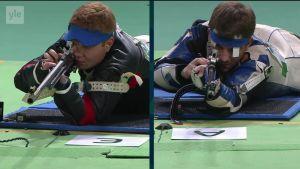 Rion olympialaiset: Tuore saksalainen konetekniikan maisteri ampui olympiakultaa