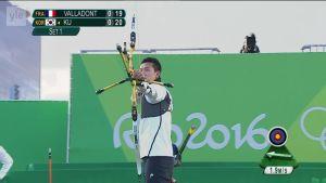 Rion olympialaiset: Miesten jousiammunan finaalissa Korean juhlaa