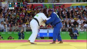 Rion olympialaiset: Riemu repesi Ranskan judoleirissä – Andeol yllätysmestariksi