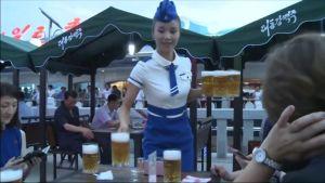 Uutisvideot: Pohjois-Korean ensimmäinen olutfestivaali avasi ovensa