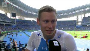 """Rion olympialaiset: Mörö näytti jälleen kyntensä - """"Ei tässä mitään taikatemppuja ole tehty"""""""