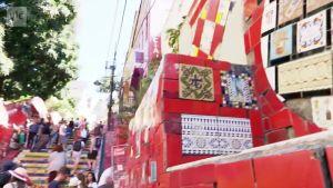 Rion olympialaiset: Rio on värien ja rytmien kaupunki, jossa katutaide elää ja hengittää vahvasti