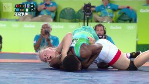 Rion olympialaiset: Petra Olli vyörytti itsensä puolivälieriin!