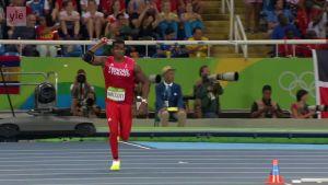 Rion olympialaiset: Tässä keihäskarsinnan komein kaari – 88,68 isojen kisojen mieheltä