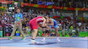 Rion olympialaiset: Helen Maroulis yllättäen olympiakultaan!
