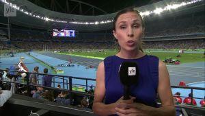 Rion olympialaiset: Yhdysvallat dominoin naisten viestiä yksinään!